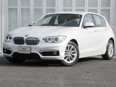 BMW118i スタイル タッチパネルナビ シートヒーター 禁煙車