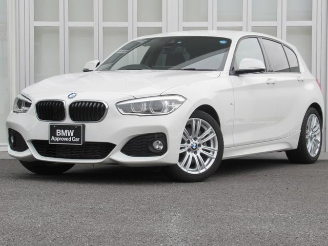 BMW 118d Mスポーツ HDDナビ Rカメラ Dアシスト 禁煙
