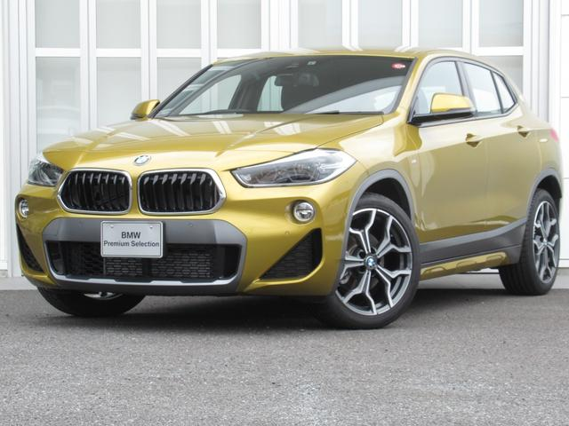 BMW xDrive18d MスポーツX ヘッドアップD ACC