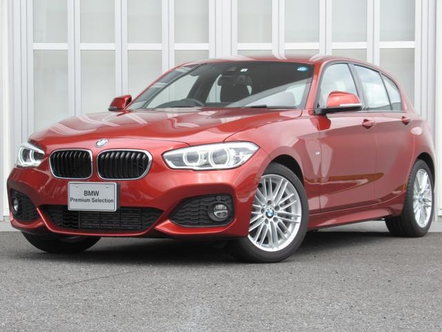BMW 118d Mスポーツ LED 衝突軽減 ナビRカメラ 禁煙
