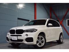 BMW X5xDrive35i Mスポーツ 1オナ 茶革 SR 2年保証
