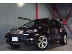 BMW X6xDrive50i 中期 黒革コンフォシート SR 2年保証