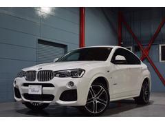 BMW X4xDrive28i Mスポ 1オナ 茶革 ACC 新車保証