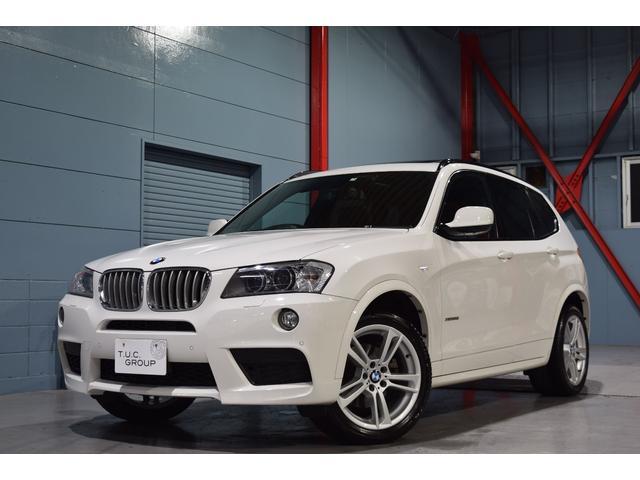 BMW xDrive35iMスポーツ 黒革 SR ナビTV 2年保証