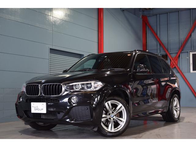 BMW xDrive35d Mスポーツ 1オナ 黒革 ナビ 2年保証