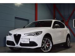 アルファロメオ ステルヴィオファーストエディション 1オナ 赤革 400台限定 新車保証