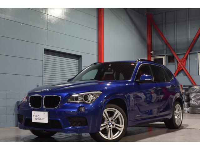 BMW xDrive 28i Mスポ 赤革 ナビTV 2年保証