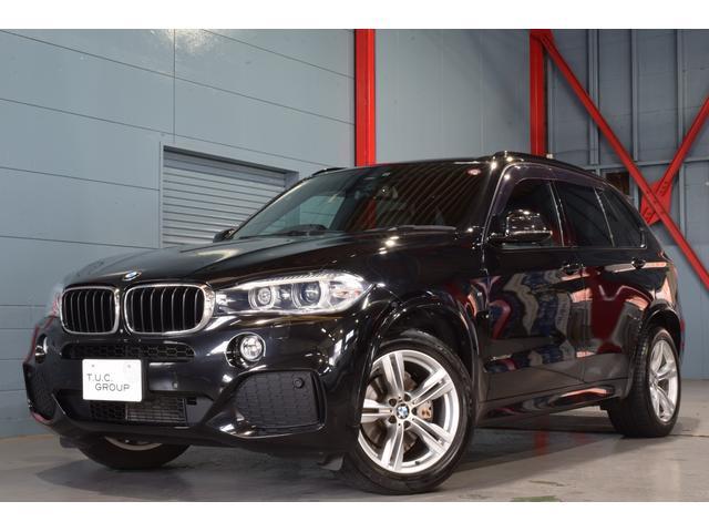 BMW xDrive35d Mスポ 1オナ 黒革 ナビTV 2年保証