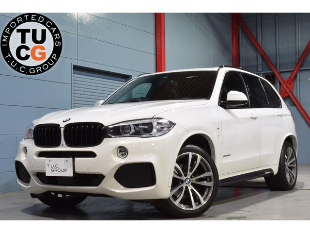 BMW xDrive35d Mスポ セレP ACC 革SR 2年保証