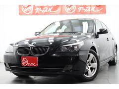 BMW525iハイラインパッケージ 本革 シートヒーター 純正ナビ