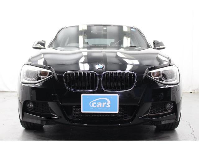 BMW 116i Mスポーツ ガレージ保管 禁煙1オーナー 1年保証