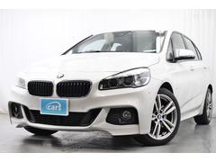 BMW225i xDriveアクティブツアラMスポ 茶本革 ACC