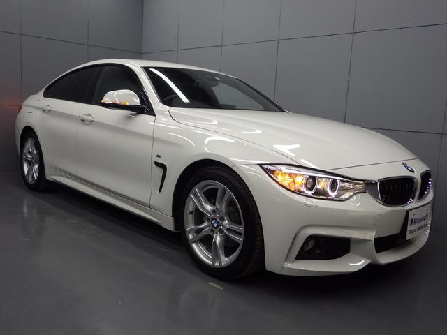 BMW 4シリーズ 420iグランクーペ Mスポーツ キセノンヘッドライト