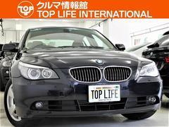 BMW525iハイラインPKGベージュ革純正HDDナビBカメラ