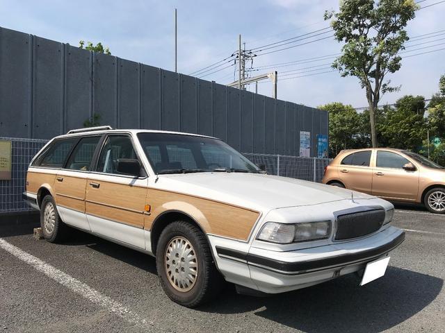 リーガルワゴン 1993年モデル