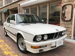 BMWM535i スポーツパッケージ 欧州仕様4灯ヘッド 新車並行