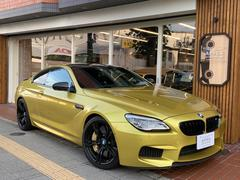 M6セレブレーションエディション コンペティション 1オーナー 国内限定13台 左H 600psターボ BMW(Individualオースチン・イエロー) 専用ブラッククロームキドニーフレーム&サイドギル(M6 COMPETITIONロゴ付)&ドアノブ