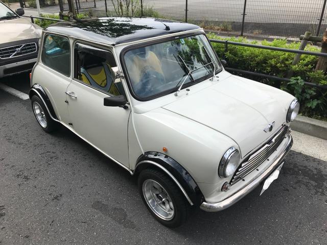 新古 車 ミニ
