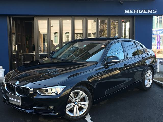 BMW 320iスポーツ 純ナビBカメラ 保証付き スマートキー