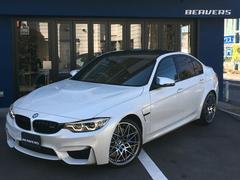 BMWM3セダン コンペティション タッチパネルナビTV
