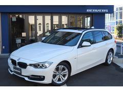 BMW320iツーリング スポーツ SR 地デジ インテリセーフ