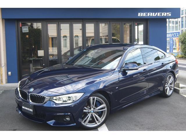 BMW 435iグランクーペ Mスポーツ 左ハンドル LED ACC