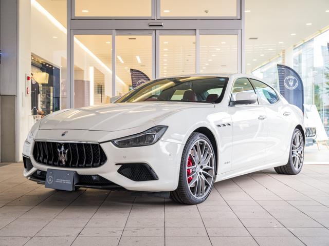 マセラティ S グランスポーツ 新車保証継承 21インチホイール