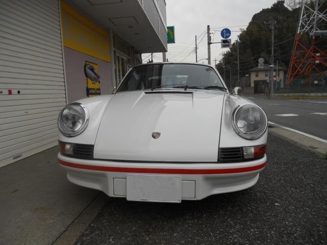 ポルシェ 911 911T 1973年モデル 5速マニュアル パワーウインドウ