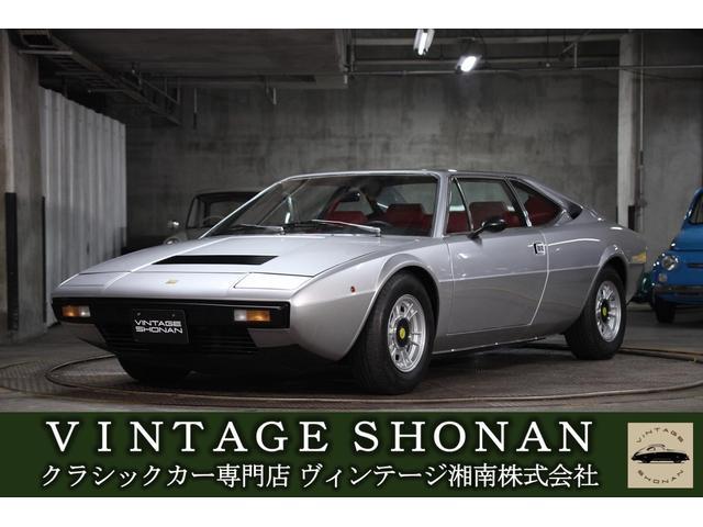 フェラーリ 308GT4 3L V8エンジン 75年式 5速マニュアル