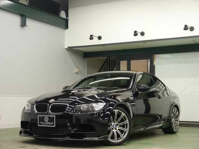 BMW M3クーペ 後期 赤革 OPインテリア 19AW 2年保証