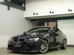 BMWM3クーペ 後期 赤革 OPインテリア 19AW 2年保証
