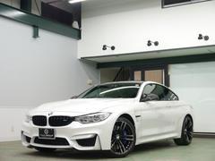 BMWM4クーペDCT 1オナ 黒革 アダプティブMサス 2年保証