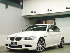 BMWM3セダン MドライブP 6MT コンフォA 黒革 2年保証