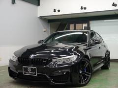 BMWM3セダン 赤革 カーボンR ナビTV 2年保証付