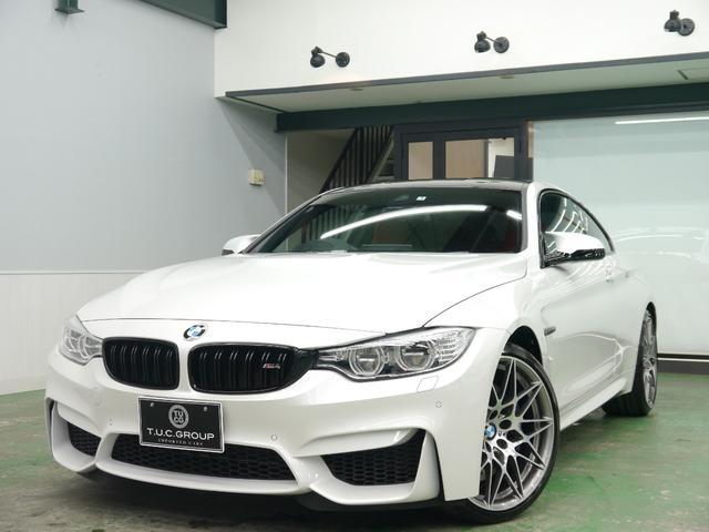 BMW コンペティションP 1オナ 赤革 カーボンR 新車保証