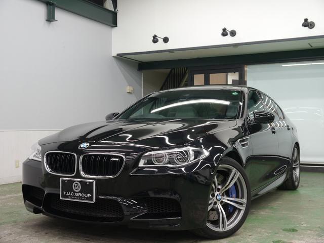 BMW M5 後期 白革 SR OP20AW LCW 2年保証