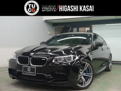 BMW M5M5 後期 LCW 黒革 SR ナビTV 2年保証