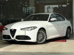 アルファロメオ ジュリアヴェローチェ 280ps ACC 試乗車 全国新車保証
