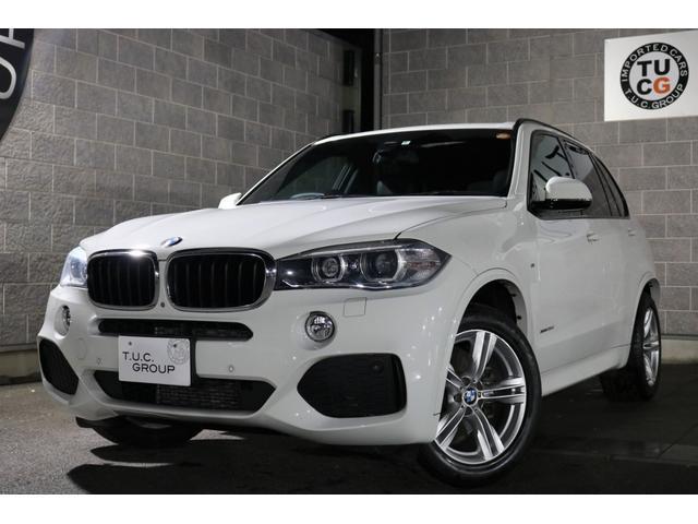 BMW xDrive35dMスポ コンフォA ACC 革 2年保証