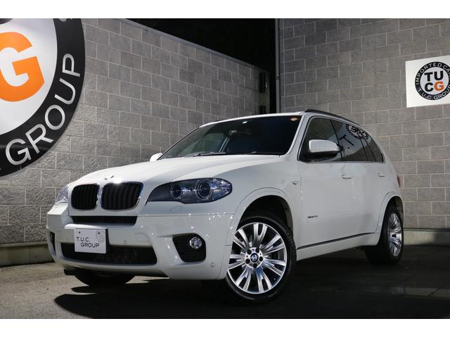 BMW MスポーツPKG 1オナ コンフォA 革 ナビTV 2年保証