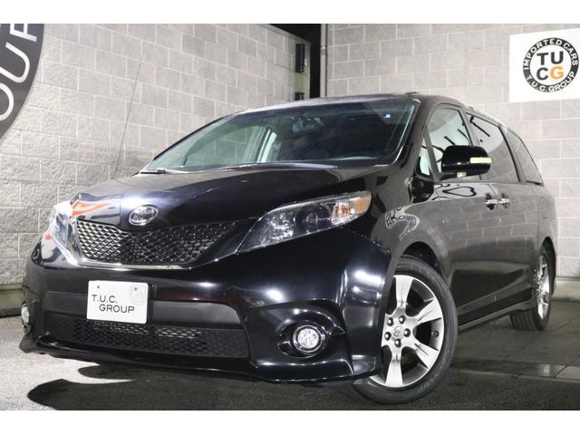 米国トヨタ SE 新並 2014モデル 黒半革 ナビTV 2年保証