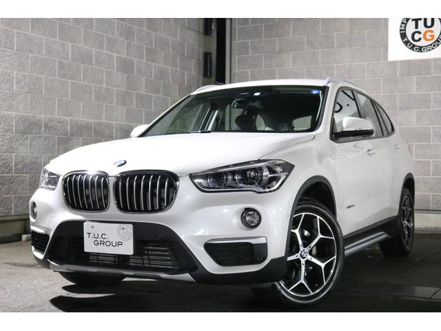 BMW xDrive18d xライン ハイラインP 1オナ 新車保証