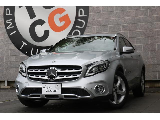メルセデス・ベンツ GLA220 4M 黒革 ナビ地デジ 電動Rゲート 新車保証