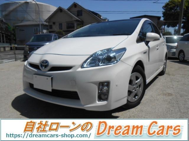 トヨタ S サンルーフ・メーカーHDDナビ・フルセグTV・Bカメラ