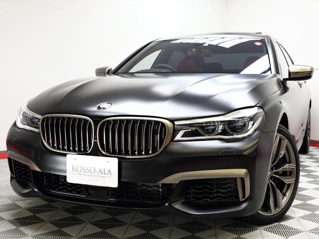 BMW M760Li xDrive リアエンタ スカイラウンジSR