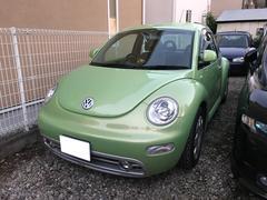 VW ニュービートル4AT 記録簿 パワステ エアコン