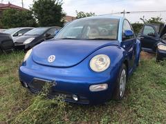 VW ニュービートルフロア4AT 記録簿 パワステ