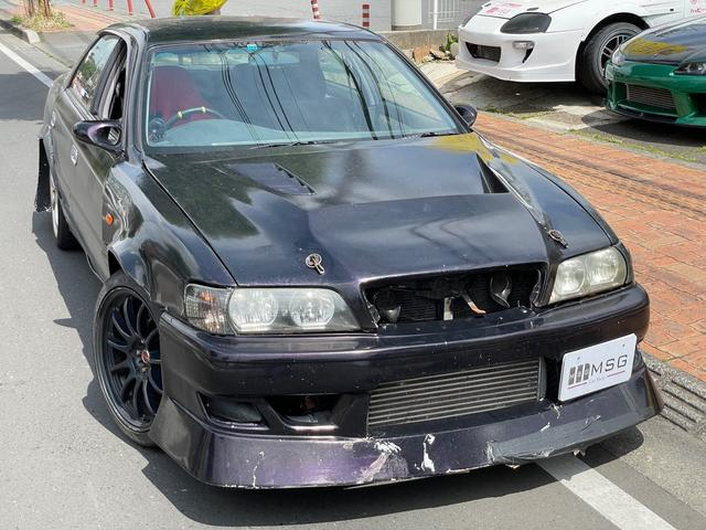 トヨタ ツアラーV 5MT 機械式LSD ORCクラッチ 車高調 社外エアロ 社外マフラー フルバケットシート 即ドリ