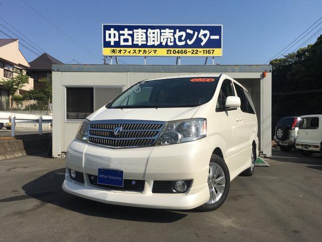 トヨタ MS キーレス HID パールホワイト 禁煙車 ETC