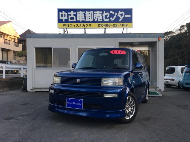 トヨタ Z Xバージョン 社外CDデッキ キーレス 社外スピーカー
